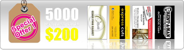 Special Offers business cards printing in Burnaby and Vancouver BC very cheep price.