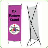 DX banner stands is one of other type of banner that it use for business in lower mainland in Burnaby BC