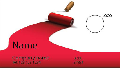 print business cards in burnaby bc print shop is solutions printing signs and awnings print print - Painting Business Cards