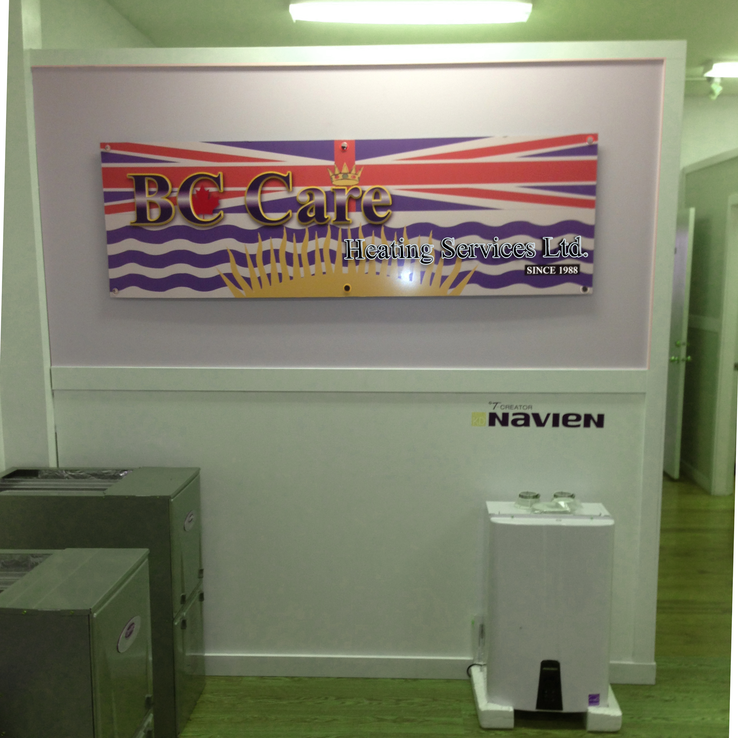 solutions printing signs and awning offer differnt type of reception sign for Burnaby and Vancouver BC